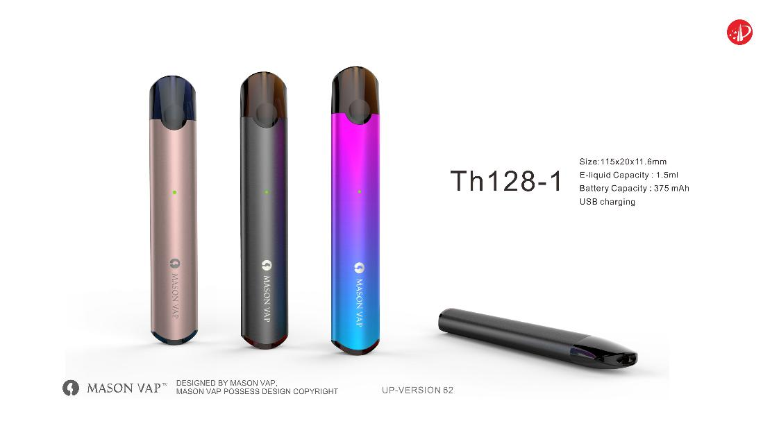 tobacco Disposable E-cig for cbd without nicotine